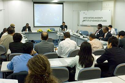 UNU TICAD side event on capacity development