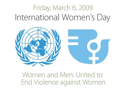 International Women's Day 2009 at UNU