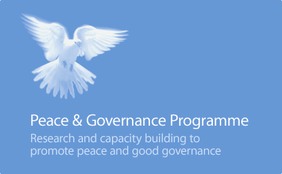 Peace and Governance Programme