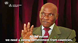 Video interview with Abdoulaye Wade